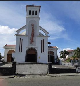 Eglise de Bellevue-Martinique