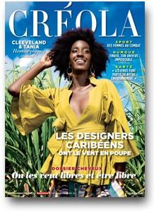 Créola Magazine féminin de France-Antilles